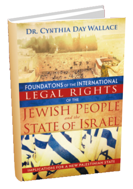 Book by Dr Cynthia Day Wallace