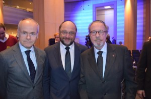 Holocaust Remembrance event at the European Parliament in Brussels 2016