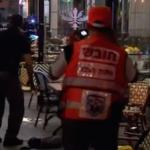 Terrorist attack Tel Aviv