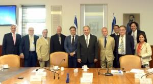 ECI with PM Netanyahu
