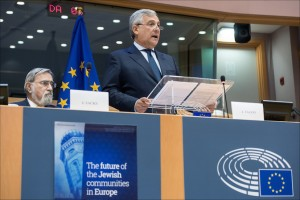 Tajani European Parliament