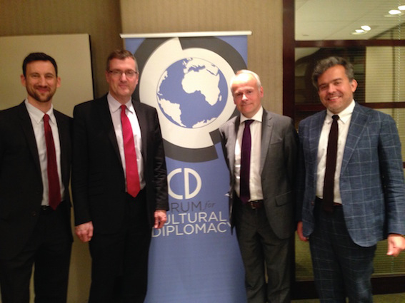 Diplomatic Luncheon in New York Mobilizes Friends of Israel at the UN