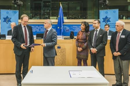 ECI Conference Calls for Immediate EU Action for Persecuted Religious Minorities in the Middle East and a Stop to Anti-Semitism in Europe