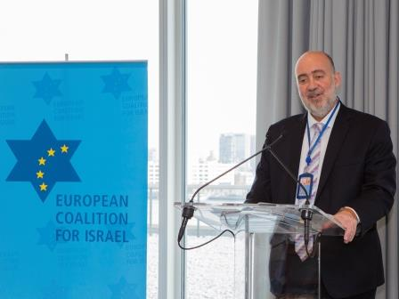65 years of Israeli membership celebrated at ECI luncheon at the UN
