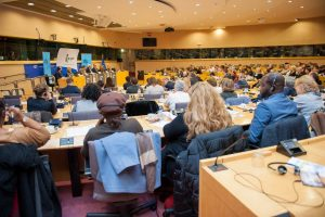 Conference ECPM-ECI at European Parliament