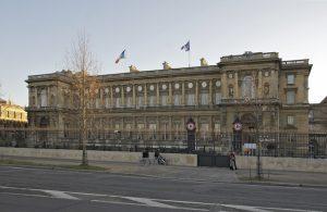 Quai d'Orsay Paris