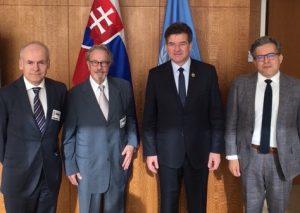 ECI meeting UN