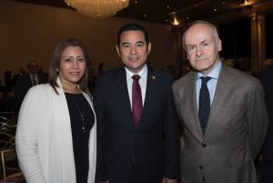 Pres Morales and Sandell