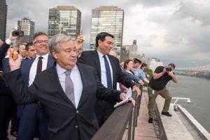 Tashlich 2018 UN New York