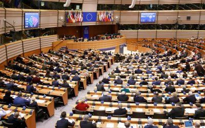 "ECI starts fourth term at the European Parliament – ""New Commission President must do more to fight against anti-Semitism"""
