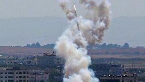 Rocket attacks from Gaza