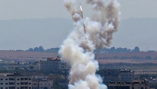 ECI welcomes unanimous EU-condemnation of rocket attacks on Israel