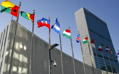 ECI warns against toxic anti-Semitism ahead of high-level General Debate of the 74th UN General Assembly