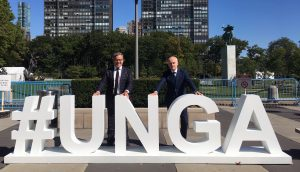 ECI at UNGA 2019