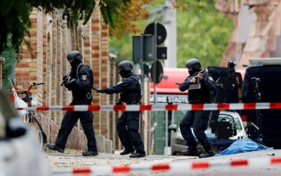 ECI mourns victims of neo-Nazi attack outside synagogue in Germany– Calls for immediate EU crisis summit in Brussels