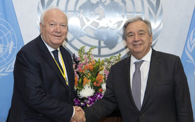 ECI welcomes announcement of UN focal point against anti-Semitism – We need a united front against global rise of Jew hatred